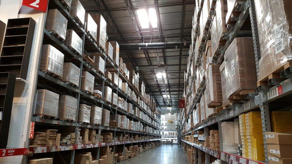 Industriële vloeroplossingen van Lievers Holland